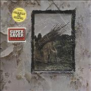 Click here for more info about 'Led Zeppelin 4 - Stickered Open Shrink'