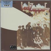 Click here for more info about 'Led Zeppelin - Led Zeppelin II - 180gm - Sealed'