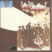Click here for more info about 'Led Zeppelin - Led Zeppelin II - 180gm'