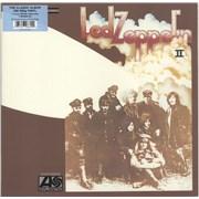 Led Zeppelin Led Zeppelin II - 180gm UK vinyl LP
