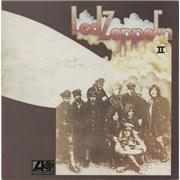 Led Zeppelin Led Zeppelin II - 1st - LL Wreck UK vinyl LP