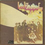 Click here for more info about 'Led Zeppelin - Led Zeppelin II - 1st - VG'