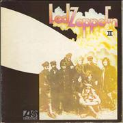 Click here for more info about 'Led Zeppelin - Led Zeppelin II - 3rd - EX'