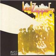 Led Zeppelin Led Zeppelin II - 3rd UK vinyl LP