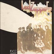 Click here for more info about 'Led Zeppelin - Led Zeppelin II - 3rd - Dark Brown Sleeve'