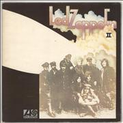 Click here for more info about 'Led Zeppelin - Led Zeppelin II - 3rd - VG'
