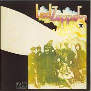 Click here for more info about 'Led Zeppelin - Led Zeppelin II - 4th - EX'