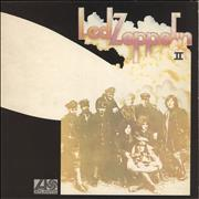 Click here for more info about 'Led Zeppelin - Led Zeppelin II - 4th - VG+'