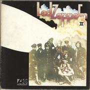 Click here for more info about 'Led Zeppelin - Led Zeppelin II - 5th - US Sleeve'