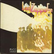 Click here for more info about 'Led Zeppelin - Led Zeppelin II - 5th - VG'
