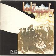 Click here for more info about 'Led Zeppelin - Led Zeppelin II - 7th - EX'