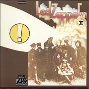 Click here for more info about 'Led Zeppelin - Led Zeppelin II - 80s - EX'