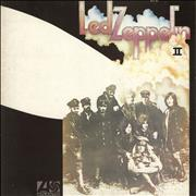 Click here for more info about 'Led Zeppelin - Led Zeppelin II - 9th'