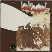 Click here for more info about 'Led Zeppelin - Led Zeppelin II - Early 80s - GEMA'