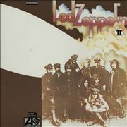 Click here for more info about 'Led Zeppelin II - 'Lemon Song' Credit & Barcode'