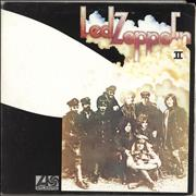 Click here for more info about 'Led Zeppelin - Led Zeppelin II - Mid 80s'