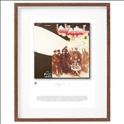 Click here for more info about 'Led Zeppelin - Led Zeppelin II - SuperSizeArt Numbered Print'