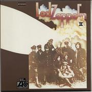 Click here for more info about 'Led Zeppelin - Led Zeppelin II - barcoded p/s'