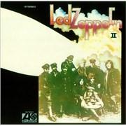 Led Zeppelin Led Zeppelin II USA vinyl LP