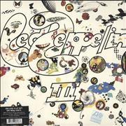 Click here for more info about 'Led Zeppelin - Led Zeppelin III - 180gm Vinyl - Sealed'