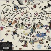 Click here for more info about 'Led Zeppelin - Led Zeppelin III - 180gm Vinyl'