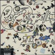Click here for more info about 'Led Zeppelin - Led Zeppelin III - 180gm - Sealed'
