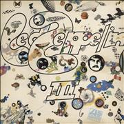 Click here for more info about 'Led Zeppelin - Led Zeppelin III - 1st [A] - EX'