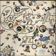 Click here for more info about 'Led Zeppelin III - 1st [A] - VG'
