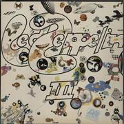 Click here for more info about 'Led Zeppelin III - 1st [A]'