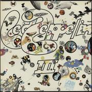 Click here for more info about 'Led Zeppelin III - 1st [B] - German Sleeve'