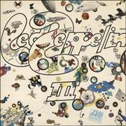 Click here for more info about 'Led Zeppelin III - 1st [B]'