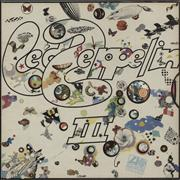 Click here for more info about 'Led Zeppelin - Led Zeppelin III - 4th - VG+/EX-'