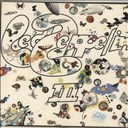 Click here for more info about 'Led Zeppelin - Led Zeppelin III - 6th - EX'