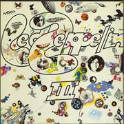 Click here for more info about 'Led Zeppelin - Led Zeppelin III - 70s'