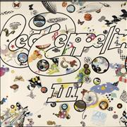 Click here for more info about 'Led Zeppelin III - 80's issue'