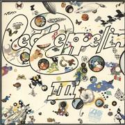 Click here for more info about 'Led Zeppelin - Led Zeppelin III - Barcoded Sleeve'