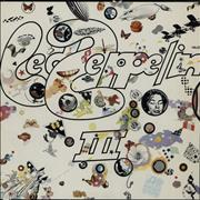 Click here for more info about 'Led Zeppelin - Led Zeppelin III - EX'