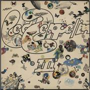 Click here for more info about 'Led Zeppelin - Led Zeppelin III - late 70s - 9th'
