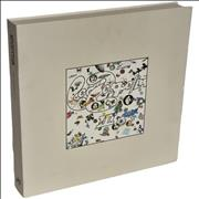 Click here for more info about 'Led Zeppelin - Led Zeppelin III Super Deluxe - Numbered - EX'