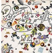 Led Zeppelin Led Zeppelin III USA vinyl LP