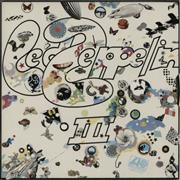 Click here for more info about 'Led Zeppelin - Led Zeppelin III - 7th'