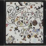 Click here for more info about 'Led Zeppelin - Led Zeppelin III'