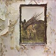 Click here for more info about 'Led Zeppelin - Led Zeppelin IV - 9th + Inner'