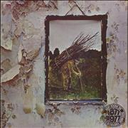 Click here for more info about 'Led Zeppelin - Led Zeppelin IV - 100 Anni Di Registrazioni Sonore'