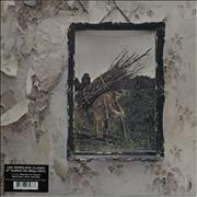 Click here for more info about 'Led Zeppelin - Led Zeppelin IV - 180gm Vinyl - Sealed'