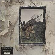 Click here for more info about 'Led Zeppelin - Led Zeppelin IV - 180gm Vinyl'