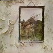 Led Zeppelin Led Zeppelin IV - 1st - EX UK vinyl LP