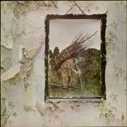 Click here for more info about 'Led Zeppelin IV - 1st - VG'