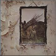 Led Zeppelin Led Zeppelin IV - 200gm Quiex - Sealed USA vinyl LP