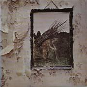 Led Zeppelin Led Zeppelin IV - 200gm USA vinyl LP